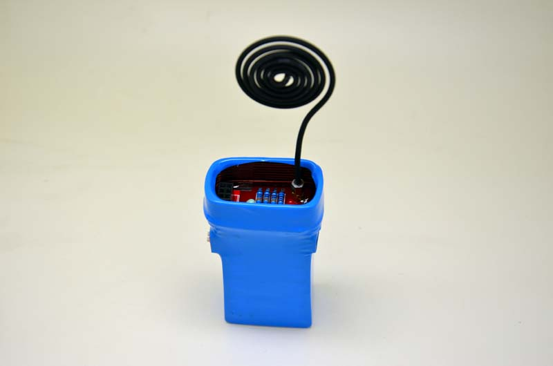 Adjustable range cell phone jammer | Conoy Jammer 30 Watt Output Power man pack Portable Jammer/Blocker